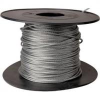 Bobine de câble métal type aviation