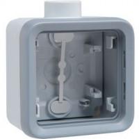 Boîtier à presse-étoupe 1 poste Plexo composable IP 55