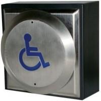Bouton poussoir GM handicapé