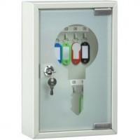 Armoire à clé à porte translucide CLEO