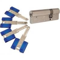 Cylindre 2 entrées Chiffral S2 varié pour serrure serie 73 A2P* et série Cerbère