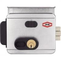Electro-serrure 2 entrées et bouton intérieur