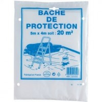 Bâche de protection
