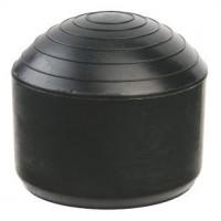 Embout en polyéthylène noir