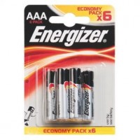 ENERGIZER CLASSIC AAALR03 4+2 gratuits