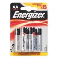 ENERGIZER CLASSIC AA-LR6 4+2 gratuits