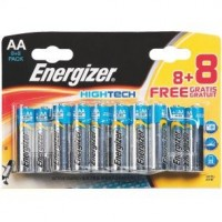 ENERGIZER HIGH TECH AA-LR6 8+8 gratuits
