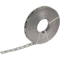 Bande de suspension perforée en acier galvanisé
