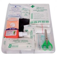 Kit pour armoire à pharmacie double