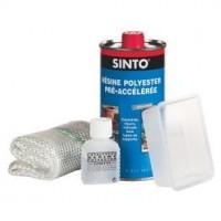 Kit pour réparation des surfaces endommagées