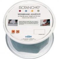 Membrane adhésive isotanche pour appareil sanitaire