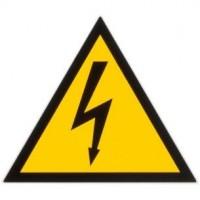 Panneau d'avertissement danger
