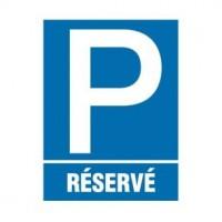 Panneau obligation parking