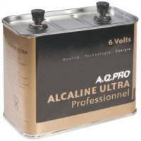 Pile alcaline Ultra 6V